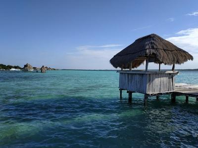 Urlaubsfeeling in der Karibik - Caye Caulker (Belize)