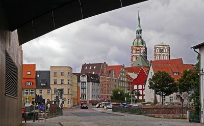 Stralsund . . . . ,