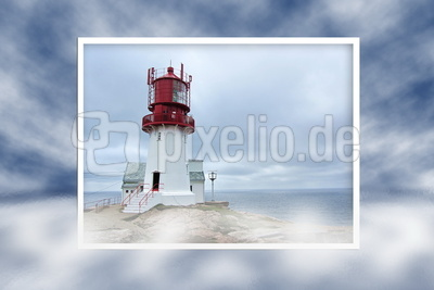 Leuchtturm Lindenes
