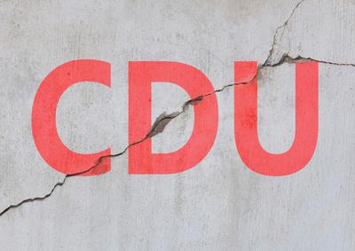 CDU zerbricht ??