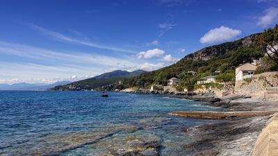 Erbalunga auf dem Cap Corse