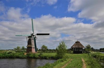Wasserschöpfmühle Agnes
