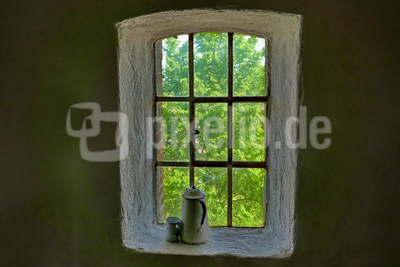 Fenster-Stillleben