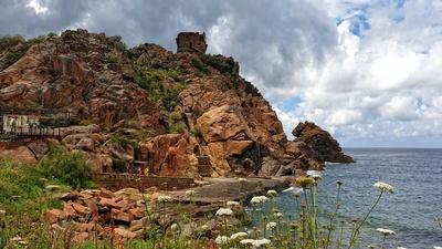 Korsika - Porto traumhaft gelegen