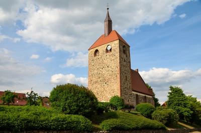 Dorfkirche in der Prignitz