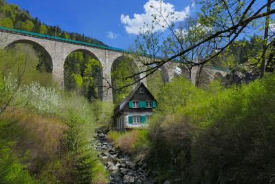 Ravennaviadukt im Schwarzwald