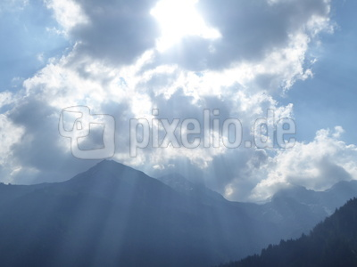 Sonnenfächer