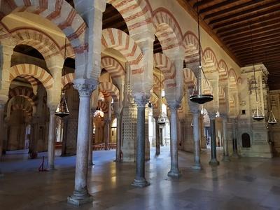 Säulen der Mesquita
