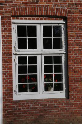 Altes Bauernhausfenster