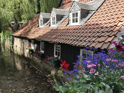 Goslar: Malerische Stadtansicht