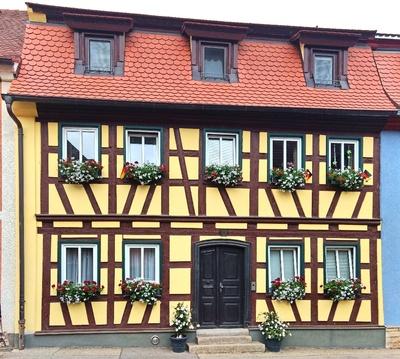 fränkisches Fachwerkhaus
