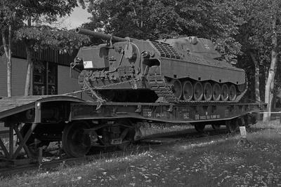 Panzertransport