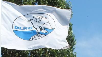 Flagge der DLRG