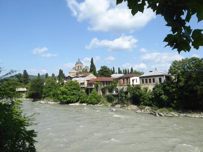 Kutaissi, drittgrößte Stadt Georgiens