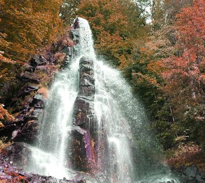 Wasserfall in Trusetal