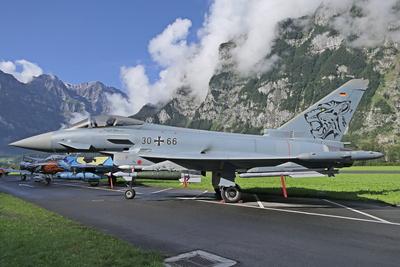 Eurofighter in Mollis