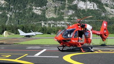 Eurofighter bei Landung