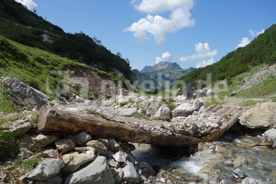 MTB-Tour zur Alpe Klesenza