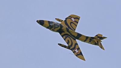 Tigerhunter im Flug