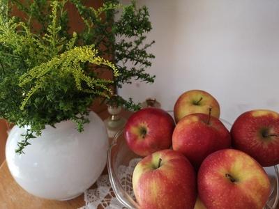 Apfelstillleben