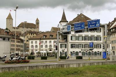 Rapperswil-Jona Zentrale