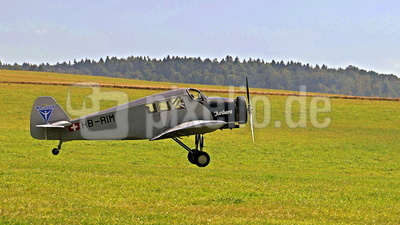 Junkers F13 beim Start