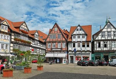 Celle - Marktplatz