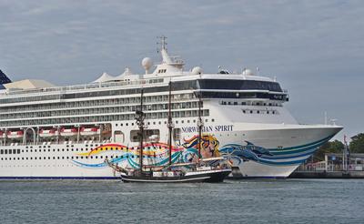 Schiffspassage