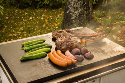 Tomahawk Steak Grill/Grillen
