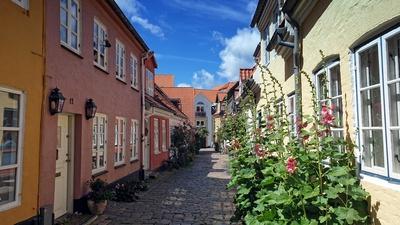 Stille in Aarlborg