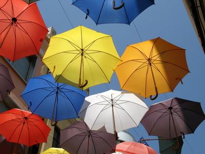 Die Schirme von Gandia 2