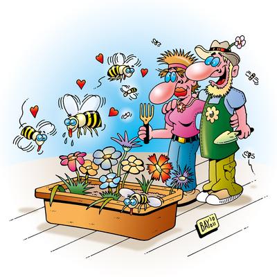 Klimawandel: Rettet die Bienen!