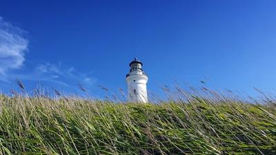 Alter Leuchtturm von Hirtshals