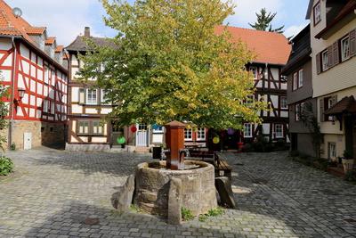 Grabbrunnen in Alsfeld