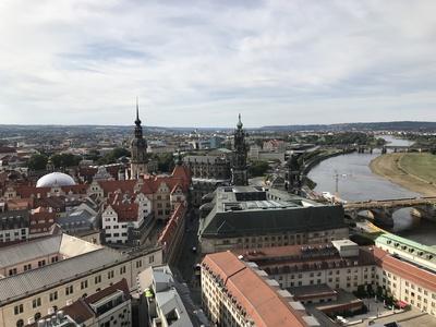 Dresden von oben 2