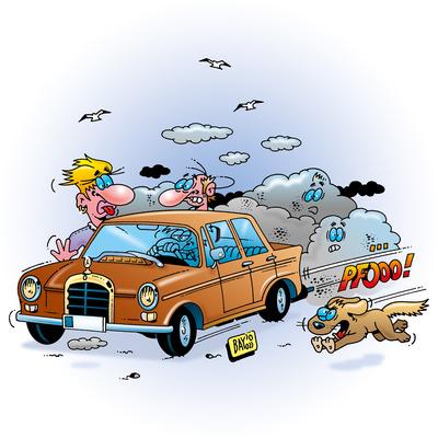Klimawandel: Weniger CO2 ausstoßen!