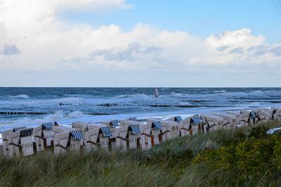 Strandkorb hat Ruh'