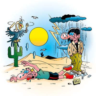 Klimawandel: Vorsicht Extremwetter!
