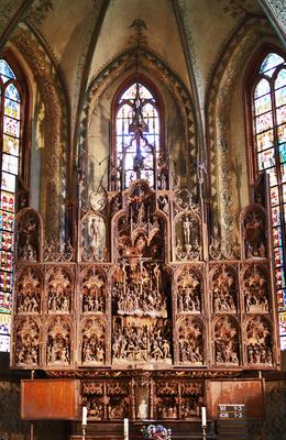 Der Bordesholmer Altar . . . . . ,