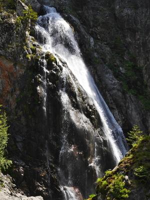 La cascade de Boréon