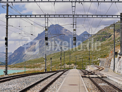 Bernina Passhöhe 1