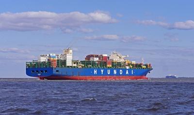 Großcontainerschiffe
