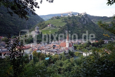 Klausen in Südtirol