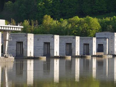 Donau-Sperrwerk