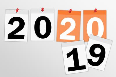 Schwupp ... 2020!