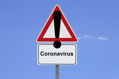 Achtung - Coronavirus