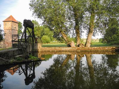 An der Brücker Mühle in Amöneburg