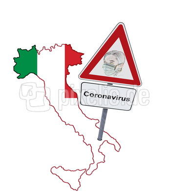Coronavirus in Italien