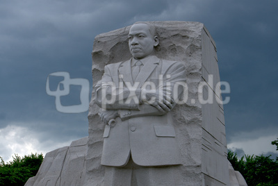 Martin Luther King, dunkle Wolken