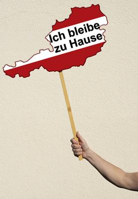 Österreich bleibt zu Hause